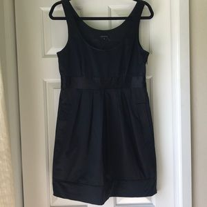 Theory Satin Cocktail Dress in Size 8